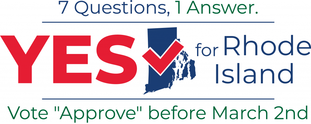 Yes for Rhode Island Coalition Backs Passage of Seven Bond Questions